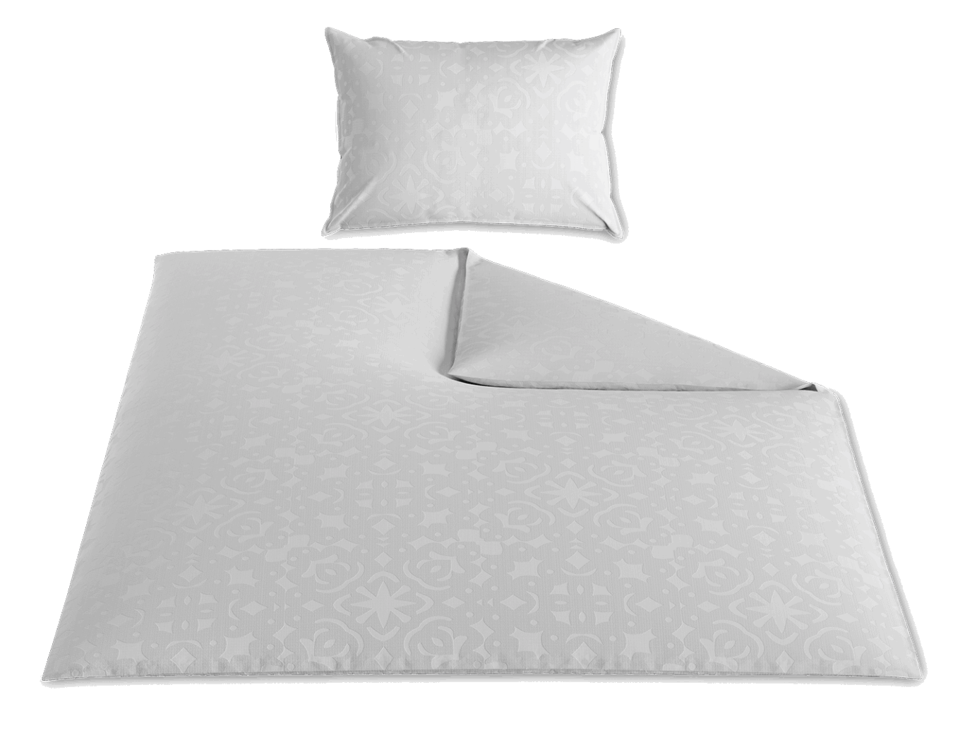 BICO Selection Bettwaesche Silhouette White 1440x1080